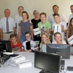 Konkrete Hilfe für Digitalisierung im Unterricht